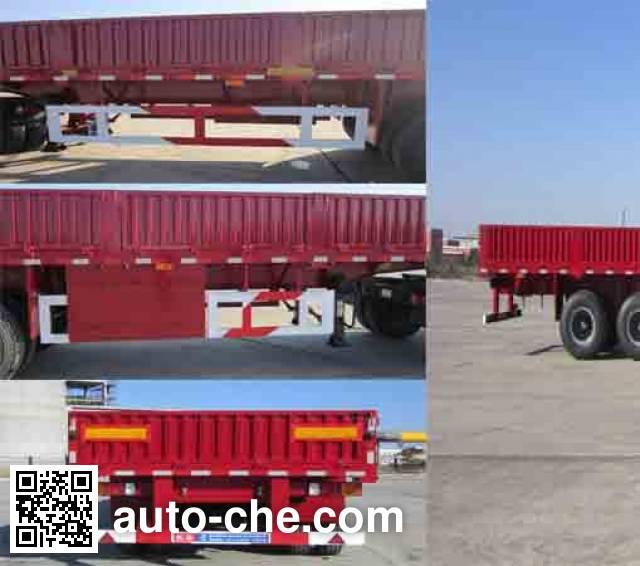 Shacman YLD9400LBY dropside trailer