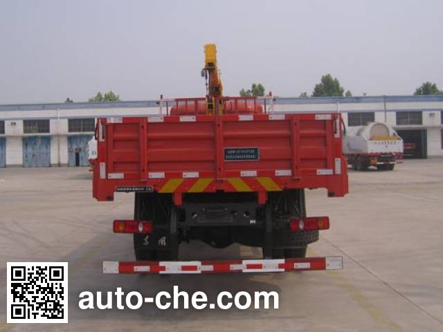 Youlong YLL5160JSQ truck mounted loader crane