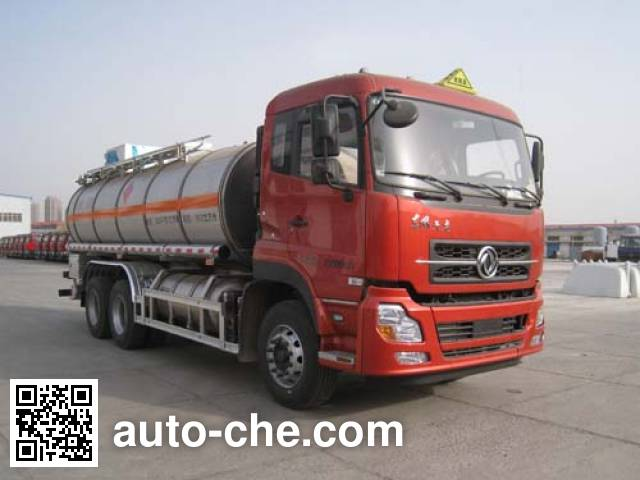 Youlong YLL5250GRY flammable liquid tank truck