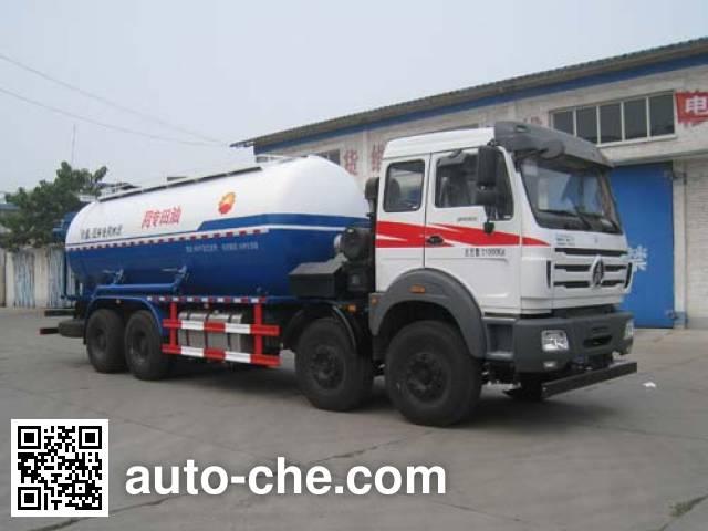 Youlong YLL5310GXH4 pneumatic discharging bulk cement truck