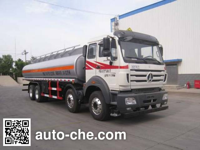 Youlong YLL5315GYY oil tank truck