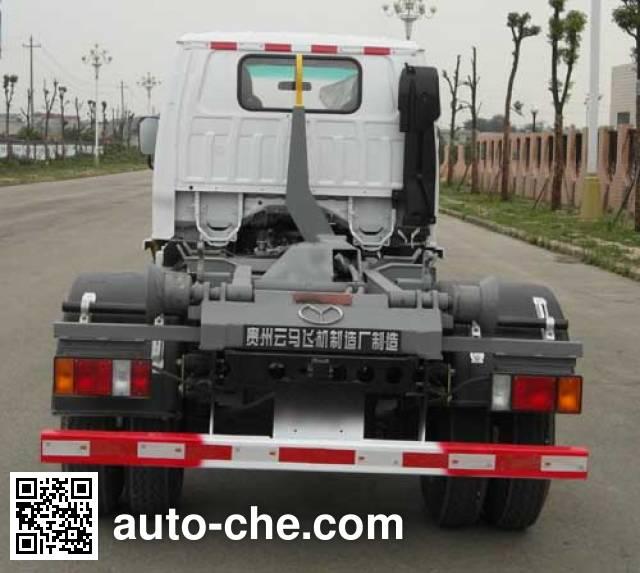 Yunma YM5070ZXX4 detachable body garbage truck