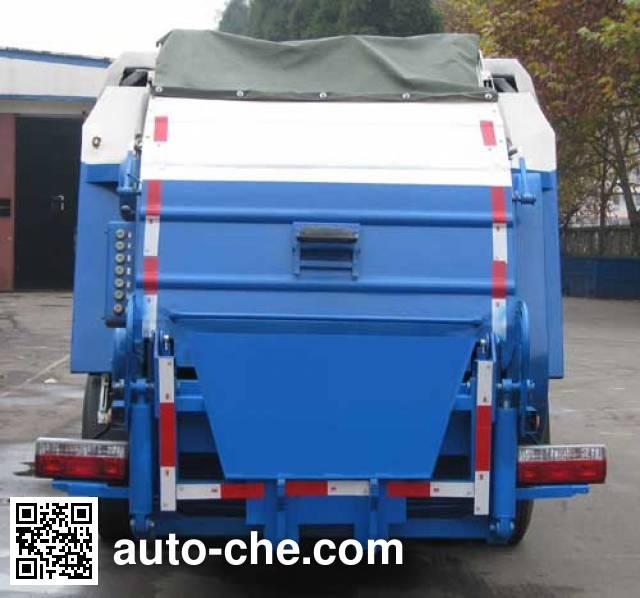 Yunma YM5071ZYS4 garbage compactor truck