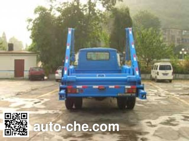 Yunma YM5090ZBS skip loader truck