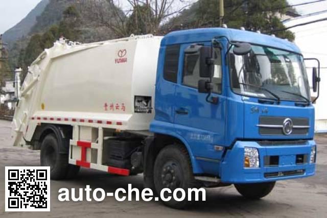 Yunma YM5120ZYS4 garbage compactor truck