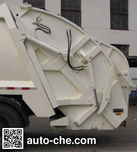 Yunma YM5160ZYS4 garbage compactor truck