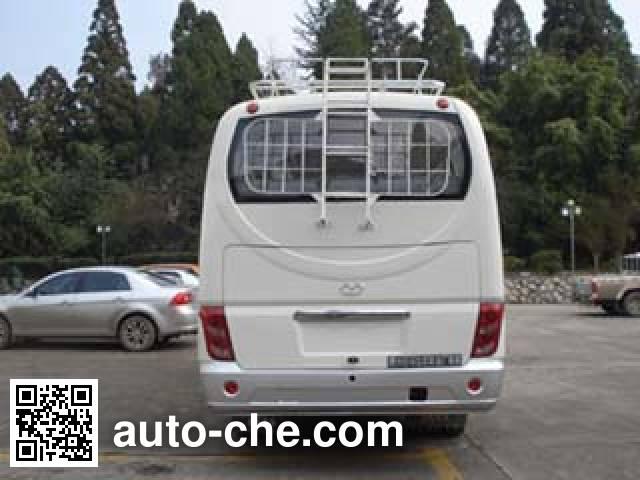 Yunma YM6608A bus