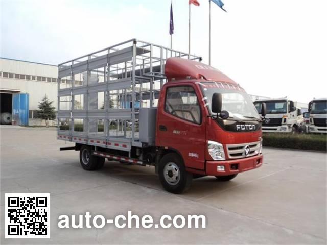 亚隆牌YMK5049CYFJ3养蜂车