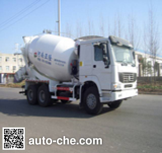 Yalong YMK5257GJBC concrete mixer truck