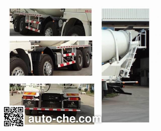 Yalong YMK5316GJB concrete mixer truck
