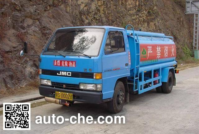 Yongqiang YQ5055GJY fuel tank truck