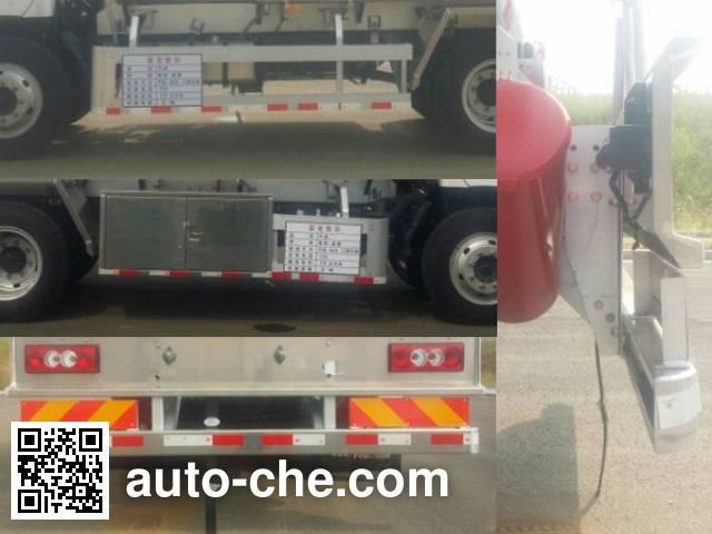 Yongqiang YQ5121GJYFB fuel tank truck