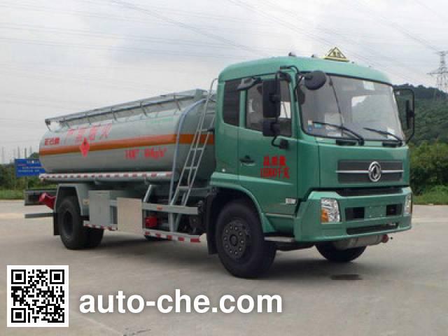 Yongqiang YQ5160GHYB chemical liquid tank truck