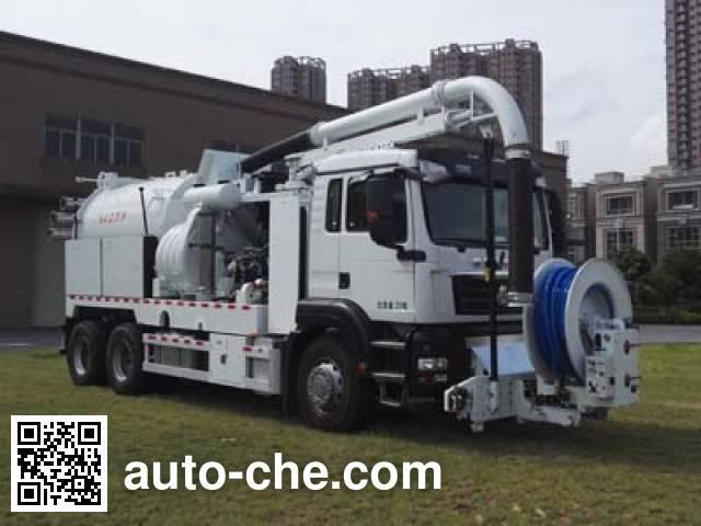 Yongqiang YQ5250GXWYZ sewage suction truck