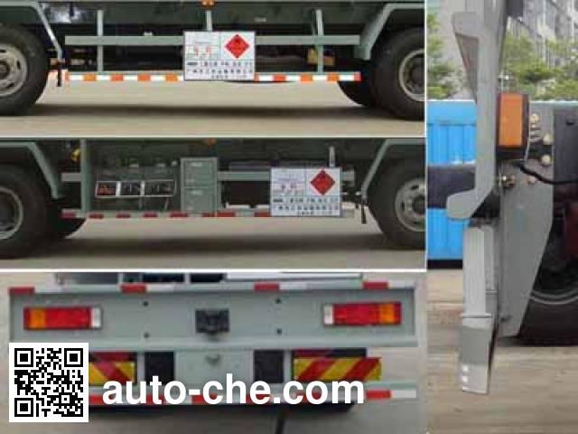 永强牌YQ5256GHYB化工液体运输车