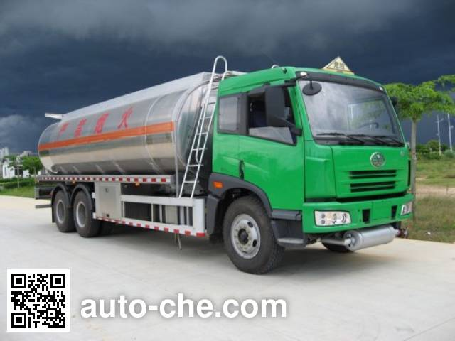 Yongqiang YQ5263GJY fuel tank truck