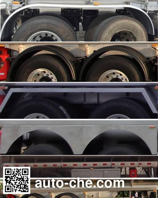 Yongqiang YQ9351GYYF2 oil tank trailer