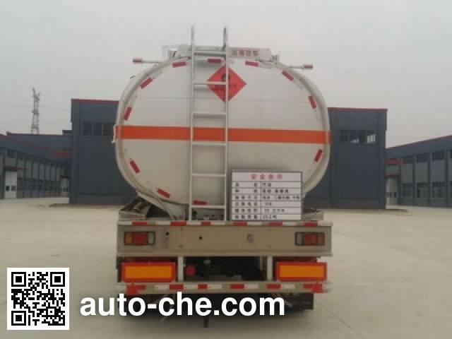 Yongqiang YQ9350GYY oil tank trailer