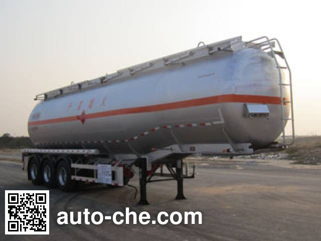 Yongqiang YQ9403GRYY2 flammable liquid tank trailer