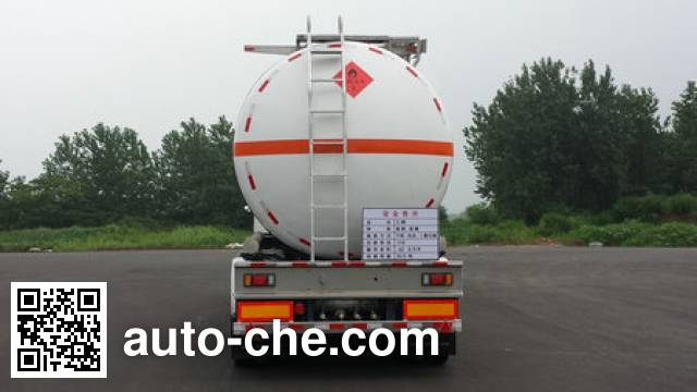 Yongqiang YQ9403GRYCY2 flammable liquid tank trailer