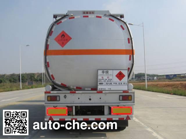 Yongqiang YQ9403GRYDMA flammable liquid tank trailer