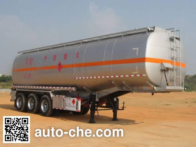 Yongqiang YQ9403GRYSMA flammable liquid tank trailer