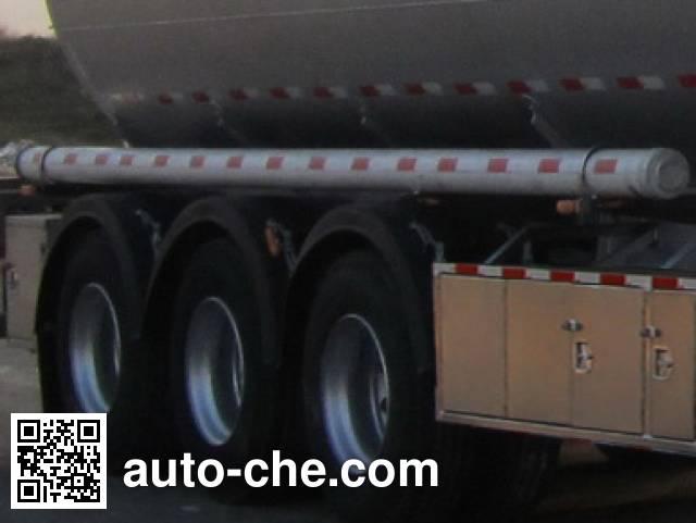 Yongqiang YQ9405GYYT2 aluminium oil tank trailer
