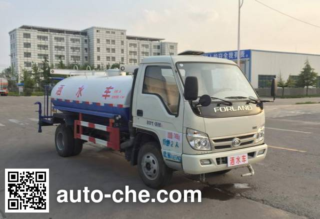 Ruiyun YRD5070GSS sprinkler machine (water tank truck)