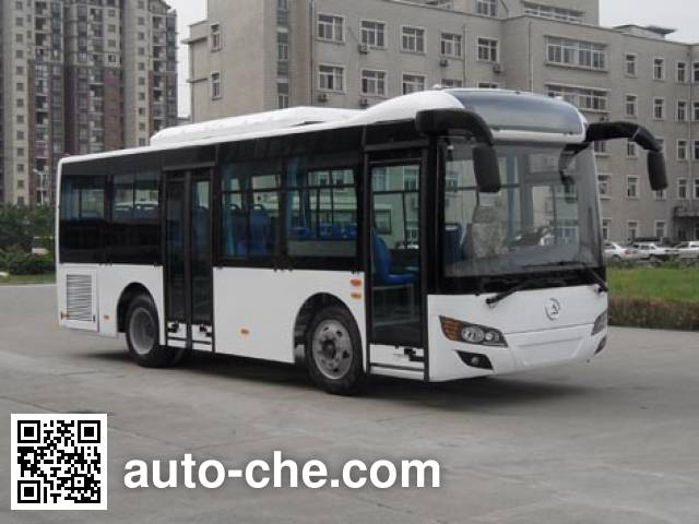 常隆牌YS6750G城市客车