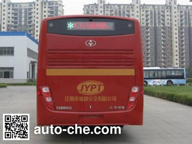 马可牌YS6900G城市客车