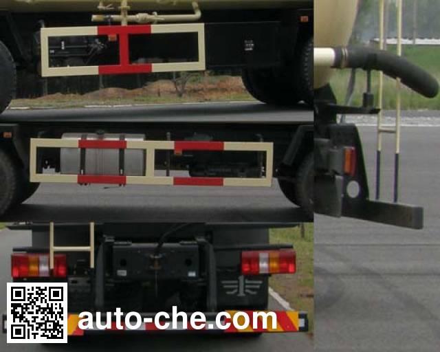 冰花牌YSL5312GSNP21K2L2T4E粉粒物料运输车