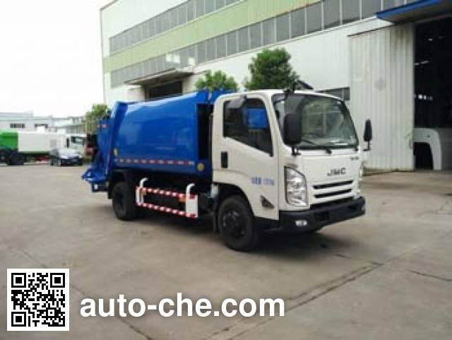 Sanlian YSY5080ZYS garbage compactor truck