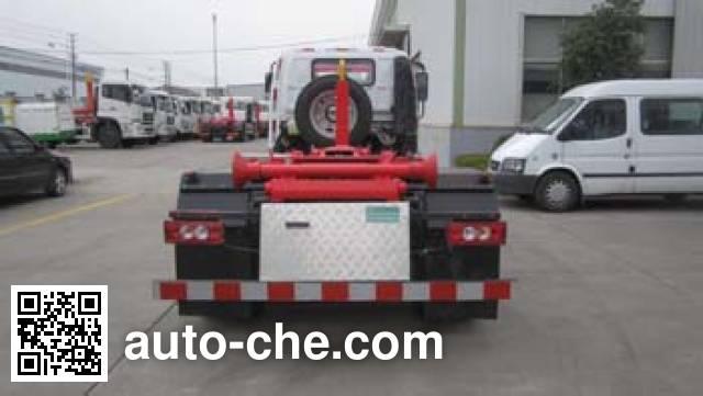 三联牌YSY5121ZXX车厢可卸式垃圾车