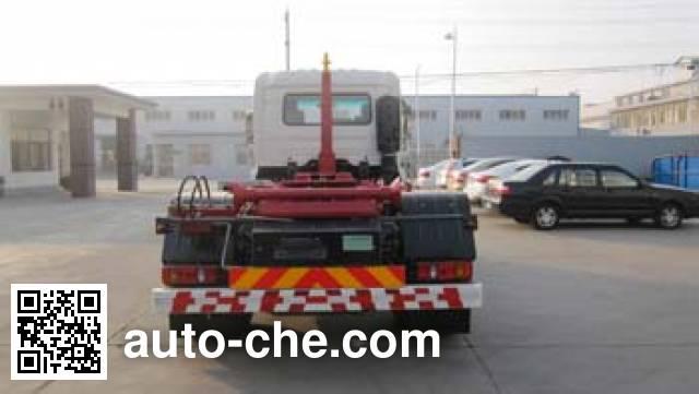 三联牌YSY5162ZXXE4车厢可卸式垃圾车