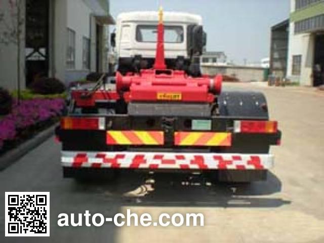 三联牌YSY5253ZXXE4车厢可卸式垃圾车