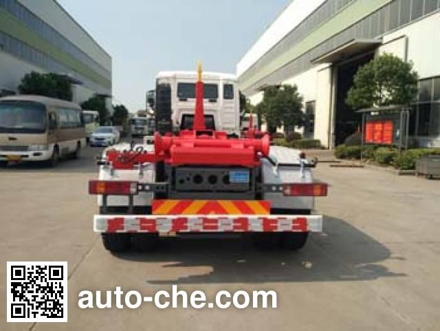 三联牌YSY5258ZXXE5车厢可卸式垃圾车