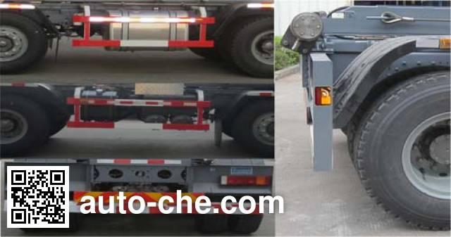 三联牌YSY5310ZXX车厢可卸式垃圾车