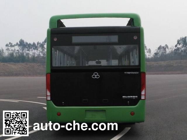 Shuchi YTK6100GEV electric city bus