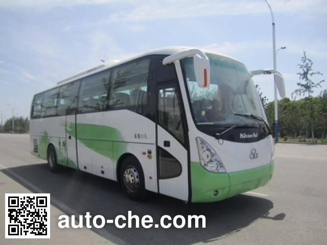 Shuchi YTK6118EV4 electric bus