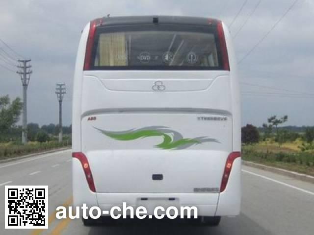 Shuchi YTK6118EV6 electric bus