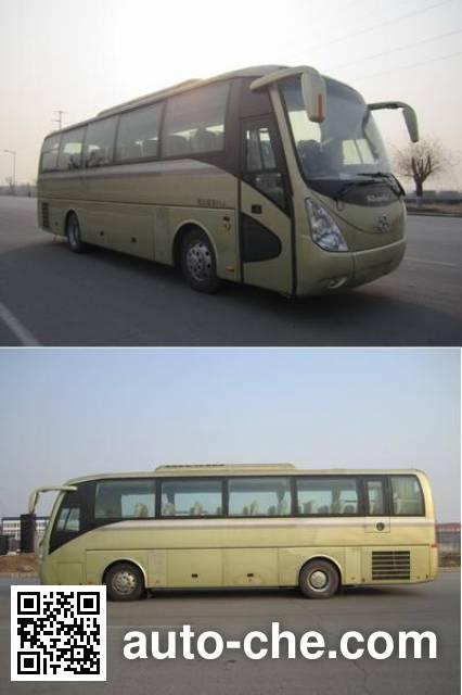 舒驰牌YTK6118HET1客车