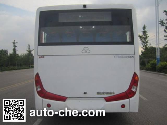 Shuchi YTK6128GEV electric city bus