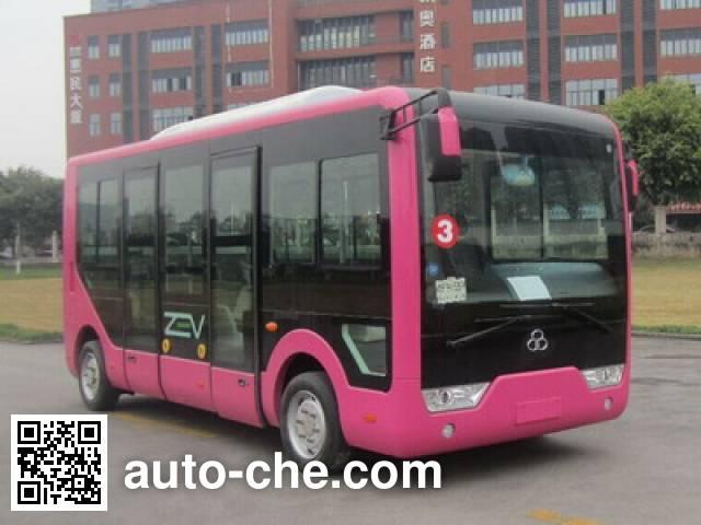 Shuchi YTK6601GEV electric city bus