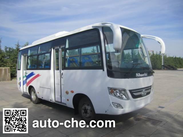 Shuchi YTK6660GEV1 electric city bus