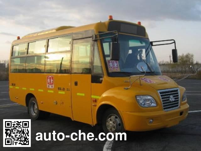 Shuchi YTK6670AX primary school bus