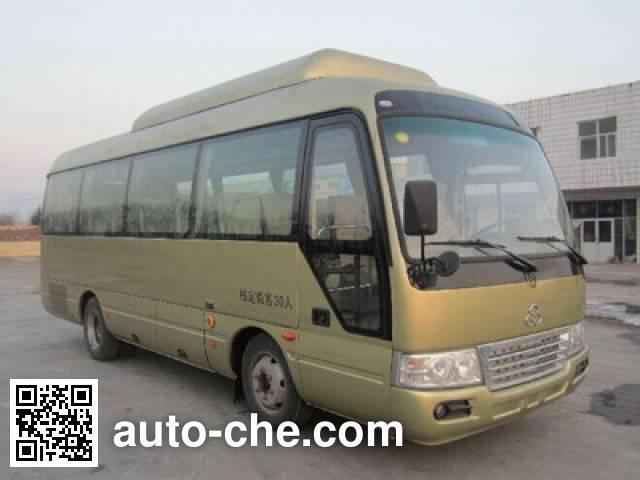 Shuchi YTK6730EV2 electric bus