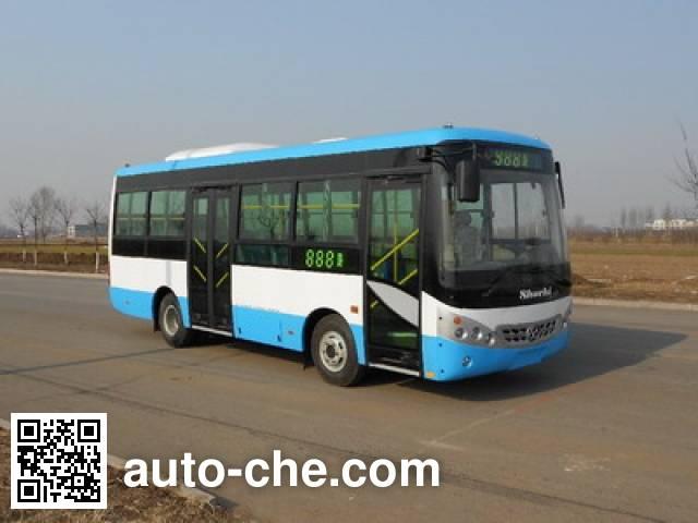 Shuchi YTK6770GN city bus