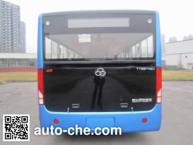 Shuchi YTK6811GEV electric city bus