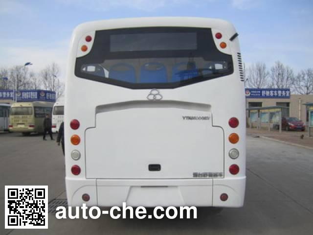 Shuchi YTK6830GEV electric city bus
