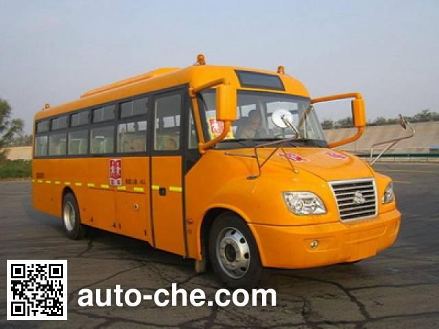 Shuchi YTK6871AX preschool school bus